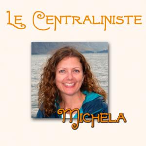 Michela al centralino