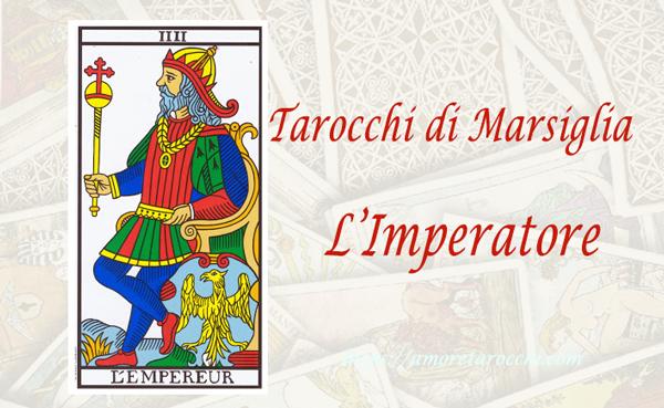 L' Imperatore nei Tarocchi di Marsiglia